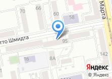 Компания «ТКФ Урал» на карте