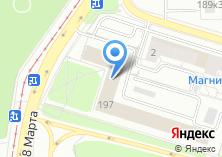 Компания «АЛЛАДИН» на карте