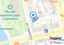 Компания «1С:БухОбслуживание» на карте