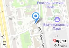 Компания «МоноГрад» на карте
