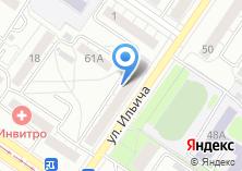Компания «КанцЛайн» на карте