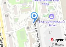 Компания «Вик-Авто» на карте