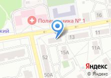 Компания «АвтоТрансСтрой» на карте