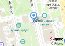Компания «Литературный квартал» на карте