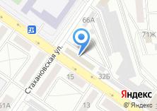 Компания «Электроизделия» на карте