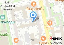 Компания «Екатеринбургский центр развития предпринимательства» на карте