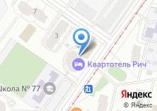 Компания «Мамина школа Кенгуру» на карте