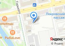 Компания «СтаффПроЕКТ» на карте