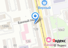 Компания «Дисконт+» на карте