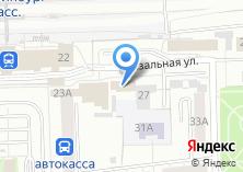 Компания «Кафе на Вокзальной» на карте