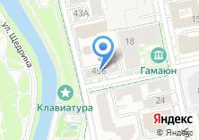 Компания «HOTEL CENTRE» на карте