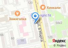 Компания «KaZuS» на карте