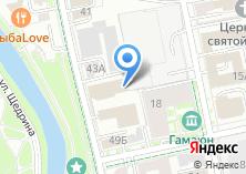 Компания «Fitness.ru» на карте