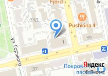 Компания «Общественная приемная депутата Городской Думы Фисенко А.Г» на карте