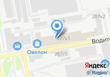 Компания «Артстудия207» на карте