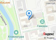 Компания «Ямал-Регион» на карте