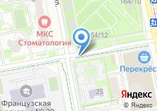 Компания «Автостоянка на Союзной» на карте
