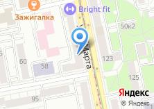 Компания «Технология связи» на карте