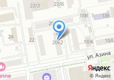 Компания «Золотой круг» на карте