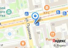 Компания «Салон цветов» на карте