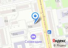 Компания «Глория» на карте