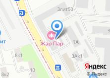 Компания «АвантТехГрупп» на карте