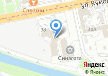 Компания «Отпуск» на карте