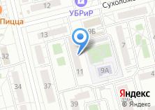 Компания «Нотариусы Скурихина Л.В. и Фесвитянинова Н.М» на карте