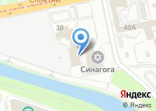 Компания «РУС-ИНТУР» на карте