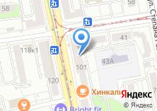 Компания «Выборг-банк» на карте