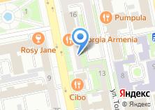 Компания «Графика сеть салонов оперативной полиграфии» на карте