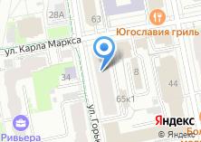 Компания «Дома-Хорошо.рф» на карте