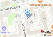 Компания «Софт-Мажор» на карте
