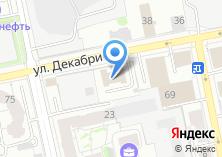 Компания «Военный следственный отдел по Екатеринбургскому гарнизону» на карте