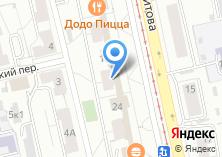Компания «Верещагинский трикотаж» на карте