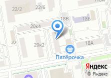 Компания «ДОМОВОЙ единая квартирная база Двухкомнатная квартира» на карте