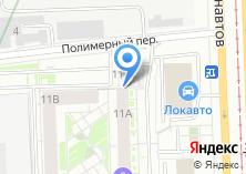 Компания «ЭЛИТТРЕЙДСЕРВИС» на карте
