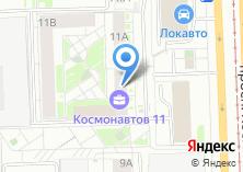 Компания «ДМ-Логистик» на карте