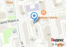 Компания «Евроазиатский логистический таможенный брокер» на карте