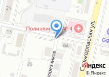 Компания «Автостоянка в переулке Газорезчиков» на карте