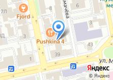 Компания «MEDIA SPHERA» на карте