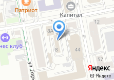 Компания «Контраст-СБ» на карте