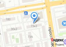 Компания «SVФитнес» на карте