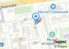 Компания «Techno-store» на карте