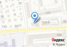 Компания «Почтовое отделение №98» на карте