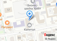 Компания «Микротест» на карте