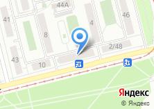 Компания «Буратино» на карте