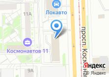 Компания «УралИнфоСервис» на карте
