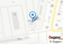 Компания «Красный бор» на карте