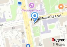 Компания «Дом Метенкова» на карте